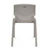 Nilkamal Berry 800H Study Chair (Light Grey)