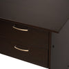 Nilkamal Bevel Study Table (Wenge)