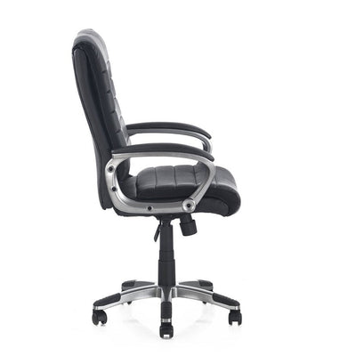 Nilkamal Bold Executive Office Chair (Black)