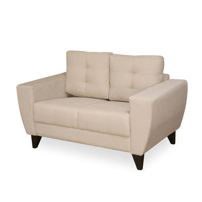Nilkamal Brilliance 2 Seater Sofa (Beige)