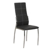 Nilkamal Bristan Dining Chair (Black)