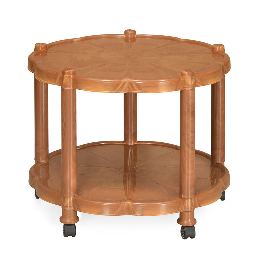 Nilkamal Centre  Table 03 (Pear Wood)