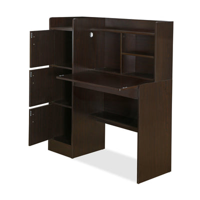 Nilkamal Champ Study Table Walnut