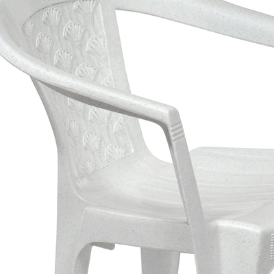Nilkamal Low Back Chair CHR2041 (Granite Black)