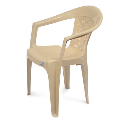 Nilkamal Low Back Chair CHR2041 (Marble Beige)