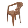Nilkamal Low Back Chair CHR 2041 (Pear Wood)