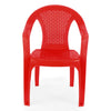 Nilkamal Mid Back Chair CHR2061 (Bright Red)