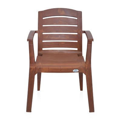 Nilkamal Premium Chair CHR 2135 (Mango Wood)