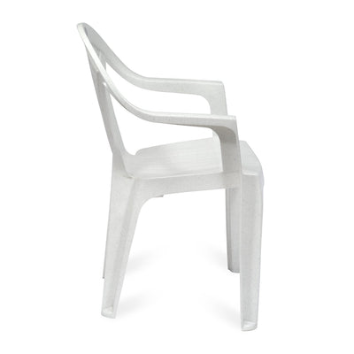 Nilkamal Mid Back Chair CHR2165 (Granite Black)