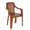 Nilkamal CHR 6020 Mid Back Chair With Arm (Mango Wood)