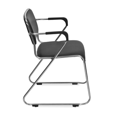Nilkamal Contract 01 With Arm Visitor Chair