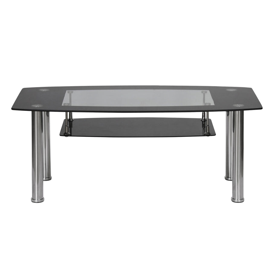 Nilkamal Cyrus Center Table (Black)