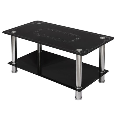 Nilkamal Danville Center Table (Black)