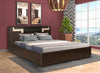 Nilkamal Edwina 02 Queen Bed Brown