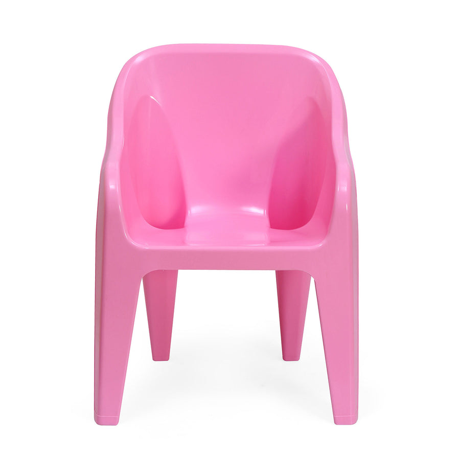 Nilkamal Eeezy go Baby Kids Chair (Fairy Pink)