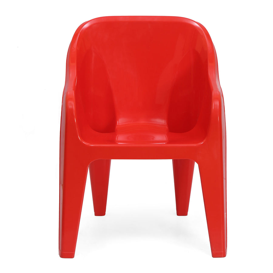 Nilkamal Eeezy go Baby Kids Chair (Gem Red)