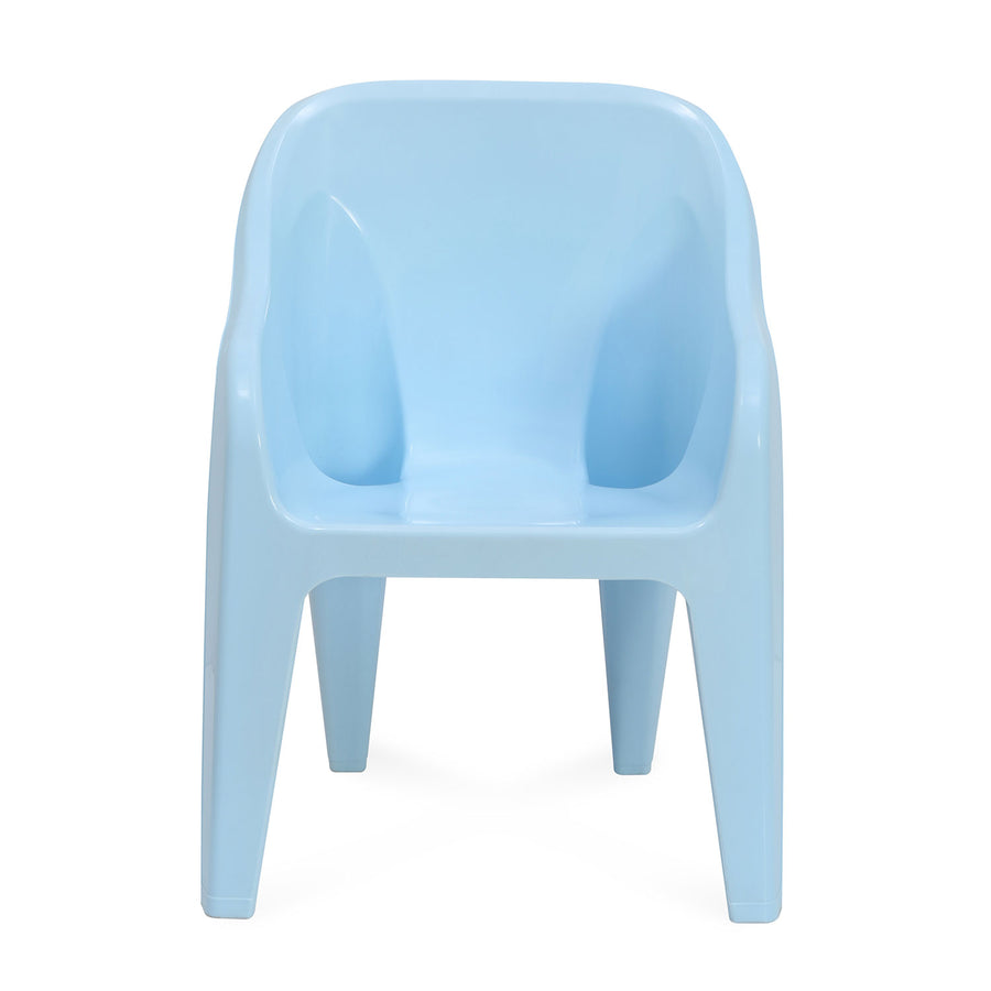 Nilkamal Eeezy go Baby Kids Chair (Powder Blue)