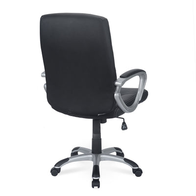 Nilkamal Eldo High Back Office Chair (Black)