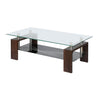Nilkamal Enoch Center Table (Walnut)