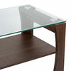Nilkamal Erie Center Table (Walnut)