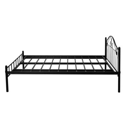 Nilkamal Esca Double Bed Black