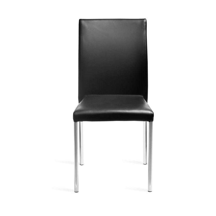 Nilkamal Evita Dining Chair (Black)