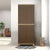 Nilkamal Freedom Big 6 (FB 6) Plastic Storage Cabinet - Ratan Dark Beige/New Cream