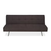 1 Felecia Sofa Cum Bed Dark Grey-IFELECSOFBEDDGY