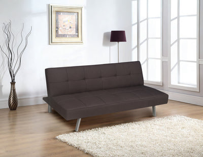 Nilkamal Felecia Sofa Cum Bed - Dark Grey