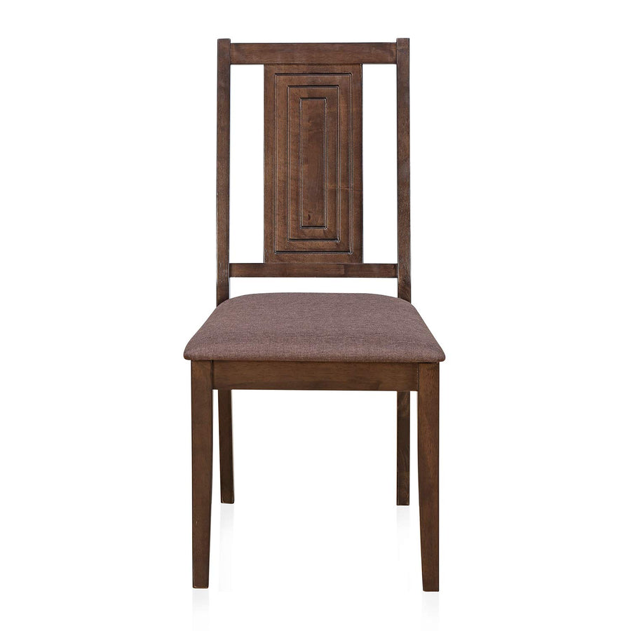 Nilkamal Amber Dining Chair (Wenge)