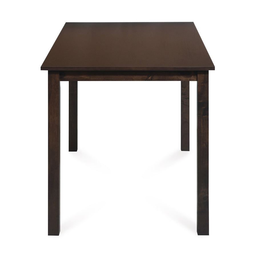 Nilkamal Argo 4 Seater Dining Table (Wenge)