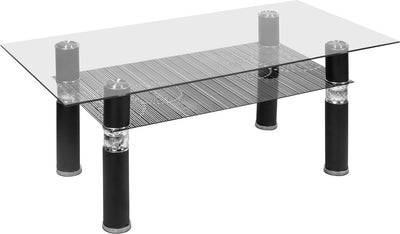 Nilkamal Delite Center Table (Black)