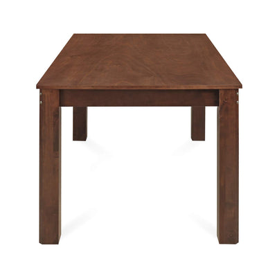 Nilkamal Garnet 6 Seater Dining Table (Wenge)