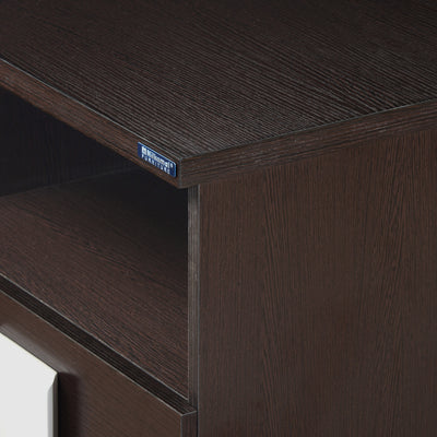 Nilkamal Ignis Side Table - Dark Brown