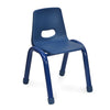 Nilkamal Grape Study Chair (Blue)