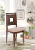 Nilkamal Hampshire Dining Chair (Brown)