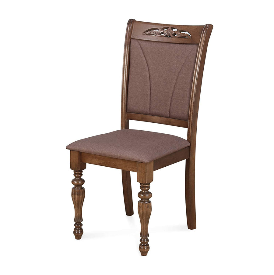 Nilkamal Jade Dining Chair (Brown)