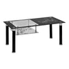 Nilkamal Triton Centre Table (Black)