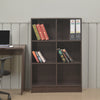 Nilkamal Zeno book case (Walnut)