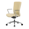 Nilkamal Jiffy Mid Back Chair (Cream)