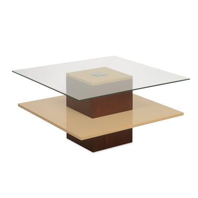 Nilkamal Joey Center Table (Brown)