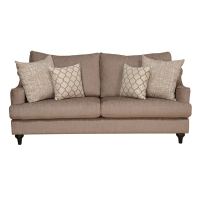 Nilkamal Durham 3 Seater Sofa (Brown)
