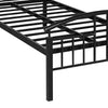 Nilkamal Golf Single Bed (Black)