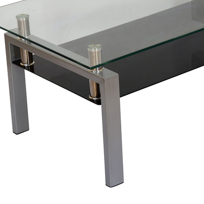 Nilkamal Lisle Center Table (Black)