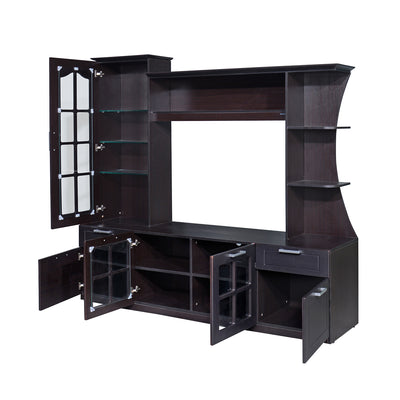 Nilkamal Mandy Wall Unit (Wenge)