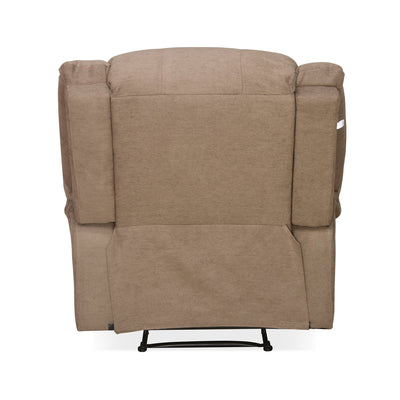 Nilkamal Lorenzo 1 Seater Recliner (Light Brown)