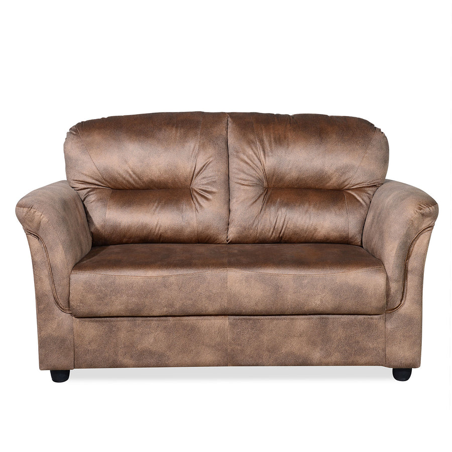 Nilkamal Tigor 2 Seater Sofa (Brown)