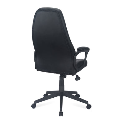 Nilkamal Luzo High Back Office Chair (Black)