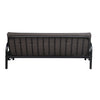 Nilkamal Valley Futon Bed (Black)