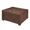 Nilkamal Maverick Fabric Center Table (Brown)